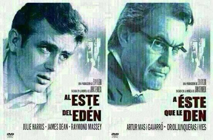 Al este del edén, o A éste que le den... una radiografía de la España profunda.