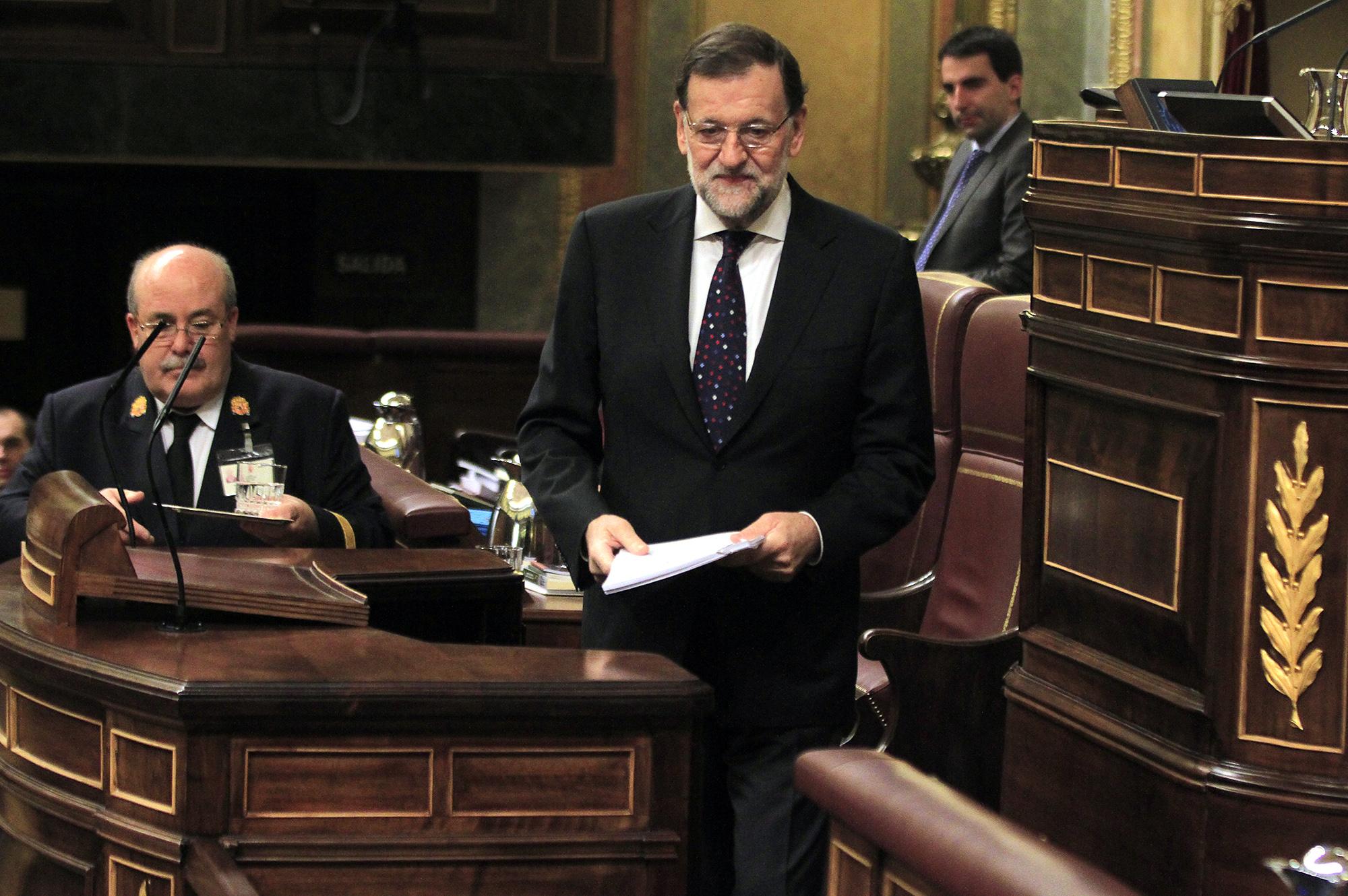 Mariano Rajoy no dará una salida negociada a los presos de ETA. Foto: Moncloa