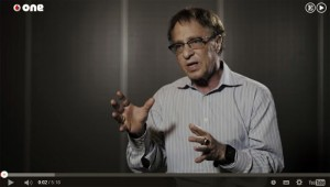 Ray Kurzweil, director de Ingeniería de Google. Foto: Youtube.