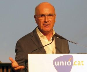 Josep Antoni Duran i Lleida. Foto: UDC.