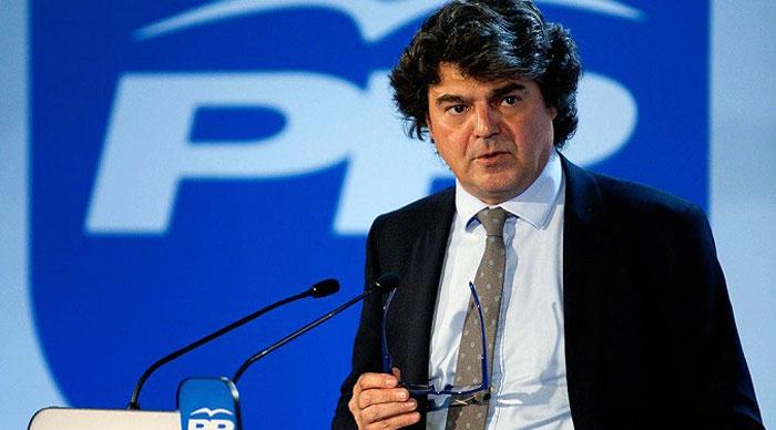 La retribución de Jorge Moragas, alter ego de Rajoy, ha dado muchoq ue hablar. Foto: PP.