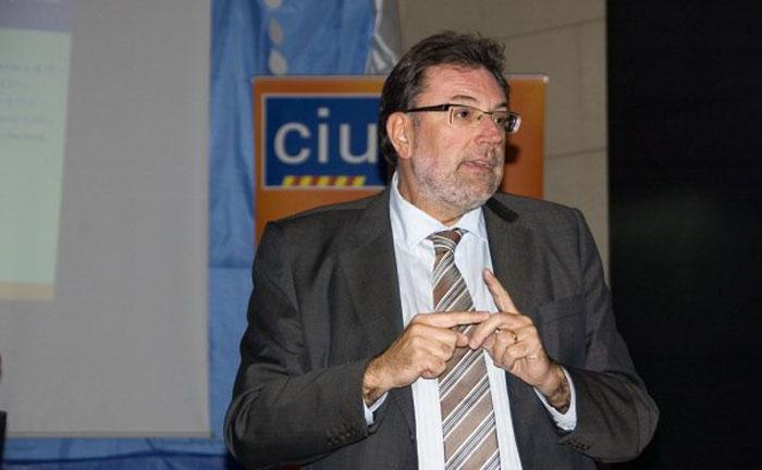 El prócer senatorial Josep Lluis Cleries. Foto: CDC.