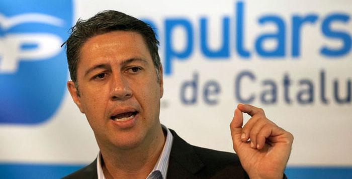 Xavier García Albiol, candidato a la Presidencia de la Generalitat de Cataluña por el PP. Foto: PP