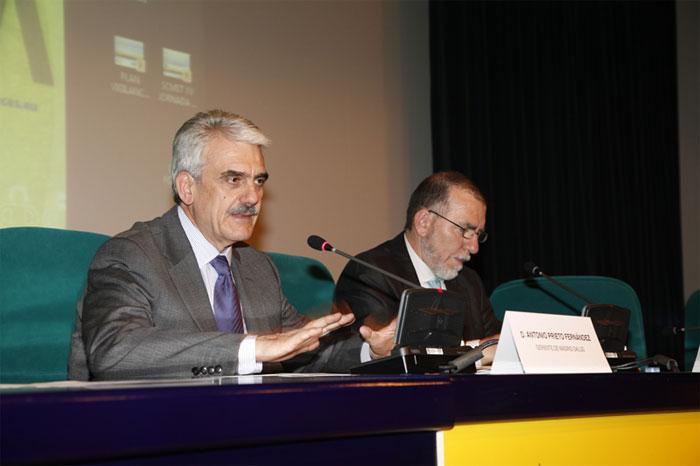 Antonio Prieto, el 'gerente de toda la vida' de Madrid Salud.